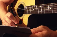 songwriter's block